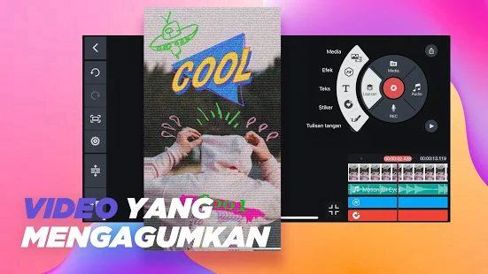 11 Aplikasi Edit Video Android Terbaik yang Bisa Anda Coba - Habib Hidayat