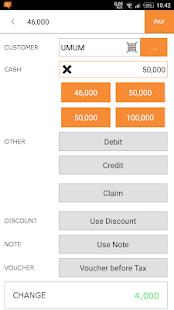 Omega POS - Aplikasi Kasir