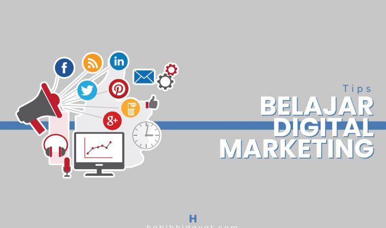 Belajar Digital Marketing untuk Bisnis