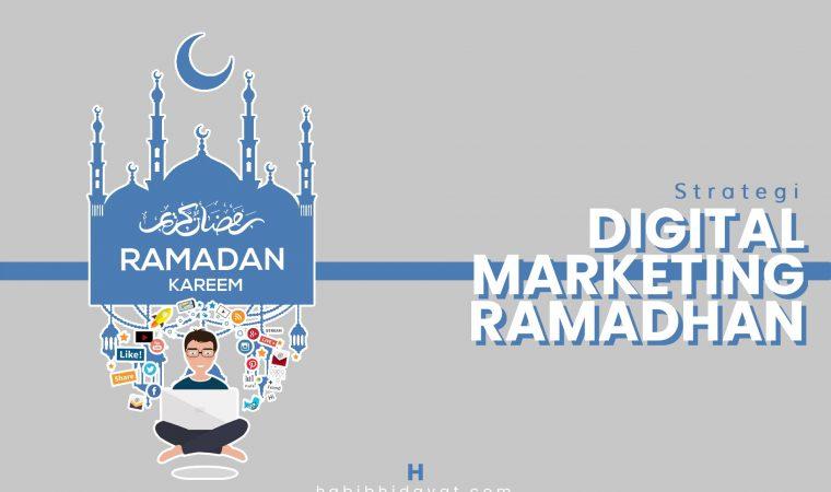 Strategi Digital Marketing saat Bulan Ramadhan